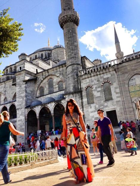 blue masque, istanbul