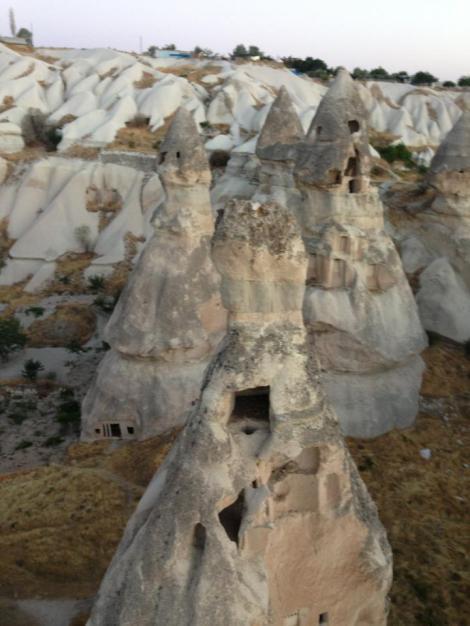 fairey chimneys, cappadocia