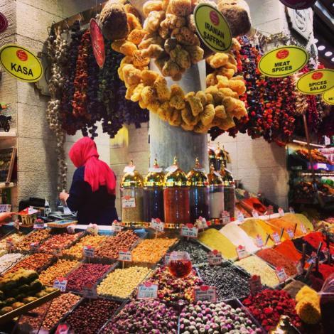 spice market, turkey, istanbul
