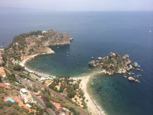 taormina beaches